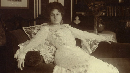 13. Therese Behr, 1904. Schnabel Music Foundation.jpg