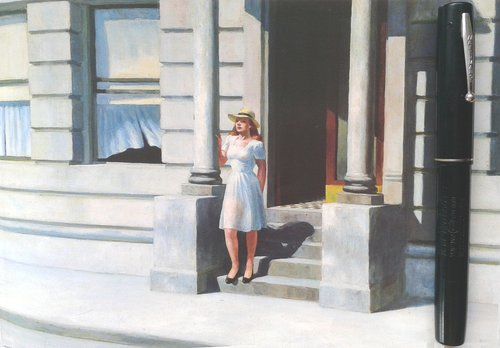 22. WATERMAN GC upon Edward Hopper, Summertime, 1943 - Copia.jpg
