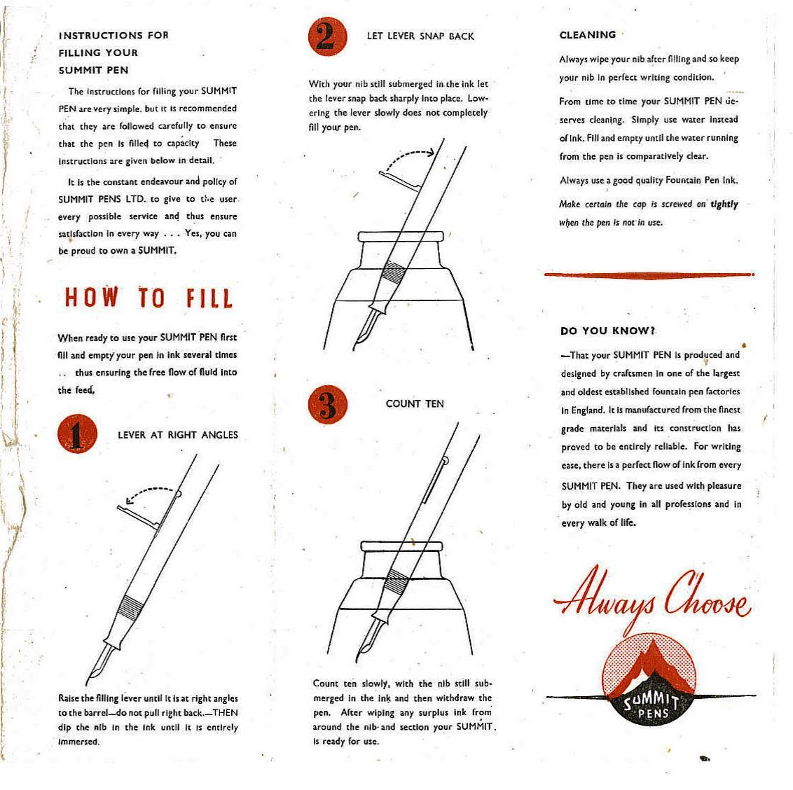 Summit - post WW2 instruction leaflet - page 2.jpg