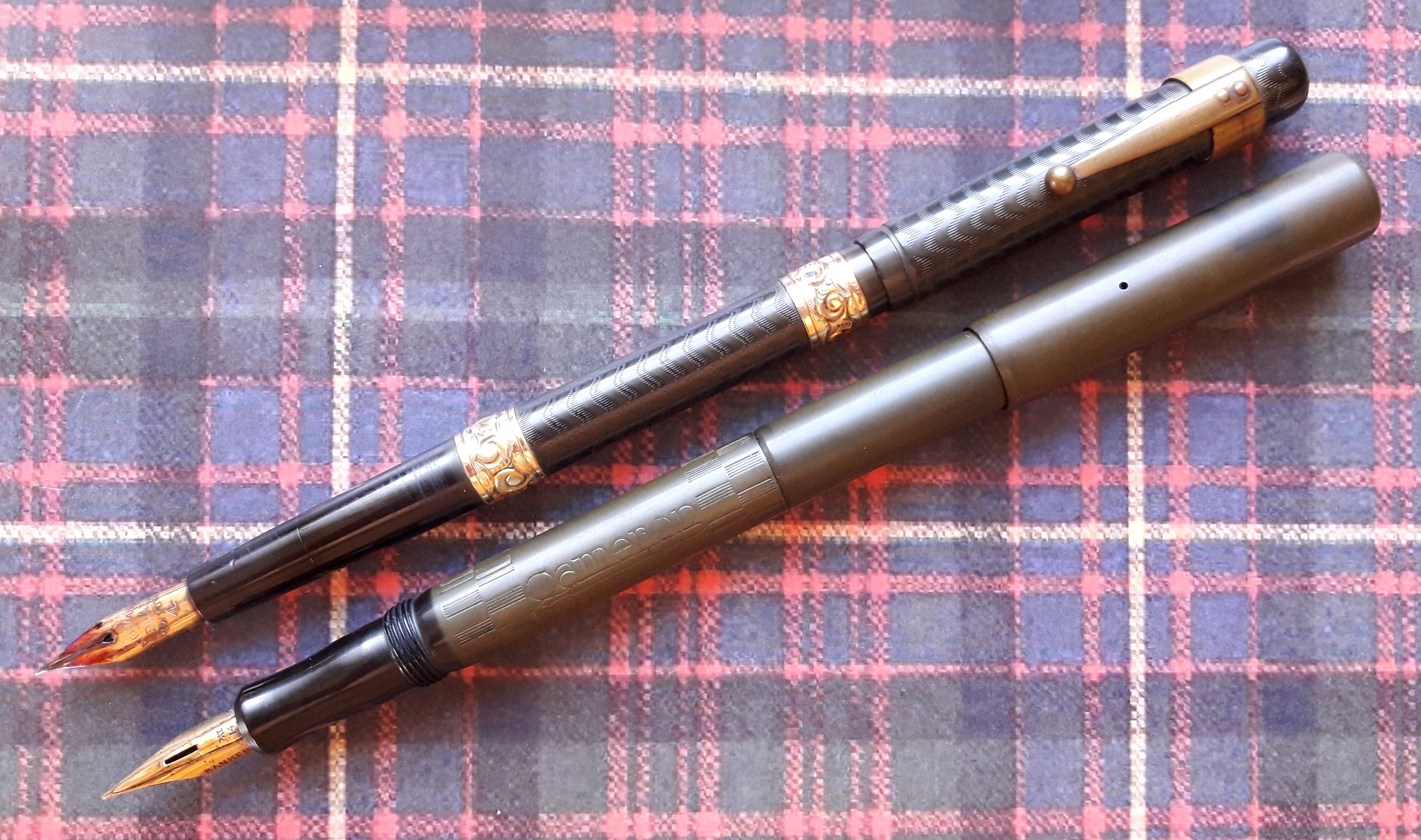 27. Cameron safety Self Filler and Waterman's 14 1912.jpg