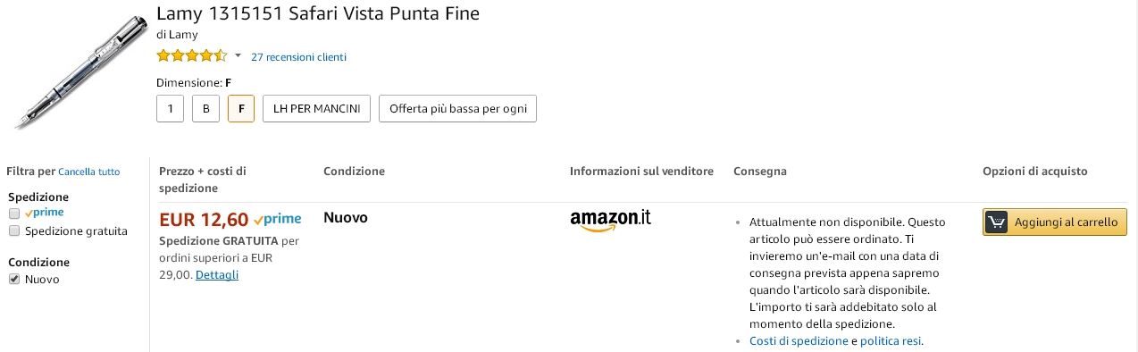 2017-09-05 11_25_23-Amazon.it_ Scelte d'acquisto_ Lamy 1315151 Safari Vista Punta Fine.jpg
