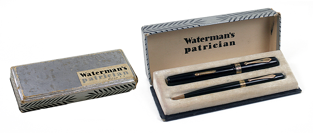 Waterman Patrician Set.jpg