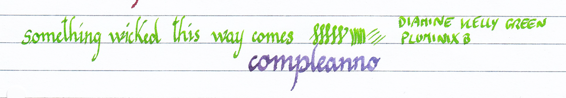 Diamine Kelly Green Something Wicked 01.png