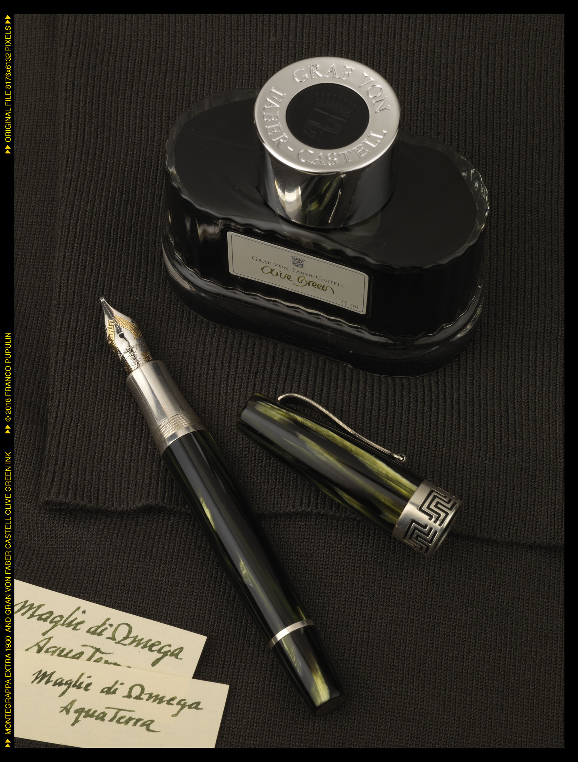 Montegrappa Extra and Olive Green.jpg